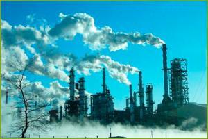 Contaminación Estados Unidos