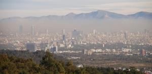 México contaminacion